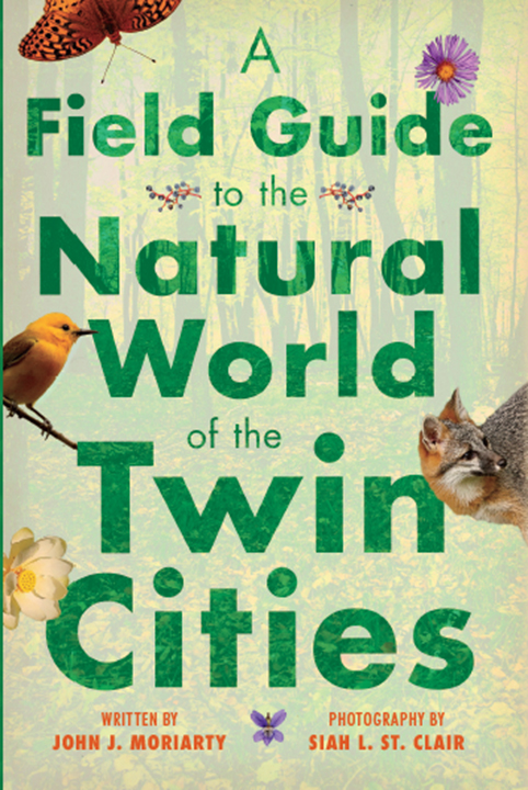 Cover of A Field Guide to the Natural World of the Twin COties